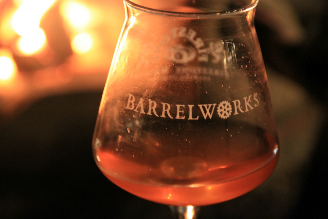 Barrelworks glass