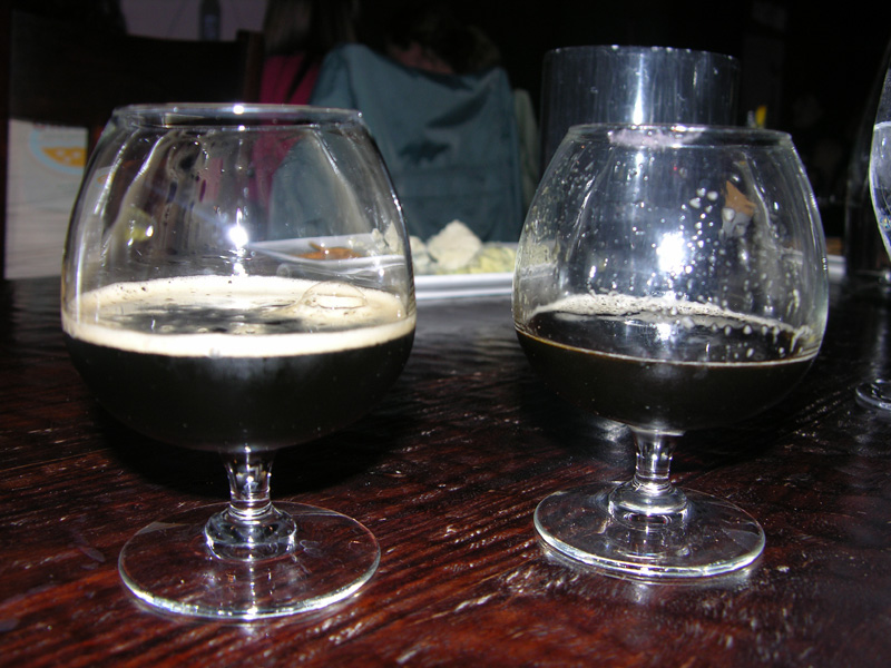 Avery New World Porter & Alaskan Smoked Porter