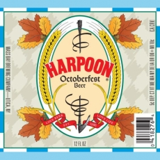 Harpoon Octoberfest Beer