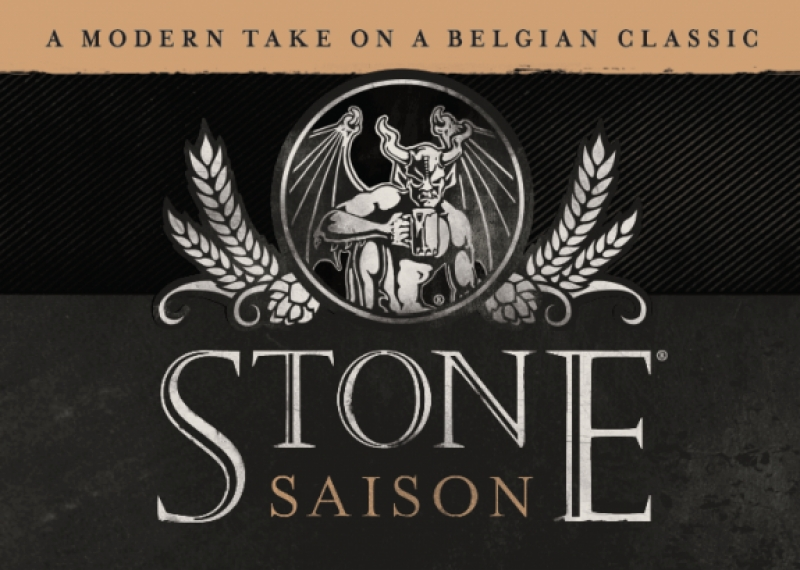 "Stone Saison becomes company's first ""seasonal"" beer beginning April 14"