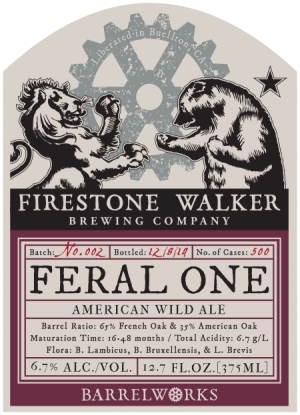 "Barrelworks Unleashes The 2015 ""Feral One"""