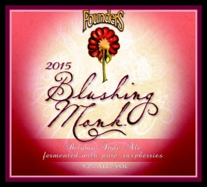 Founders Blushing Monk due back in March after nearly four-year hiatus