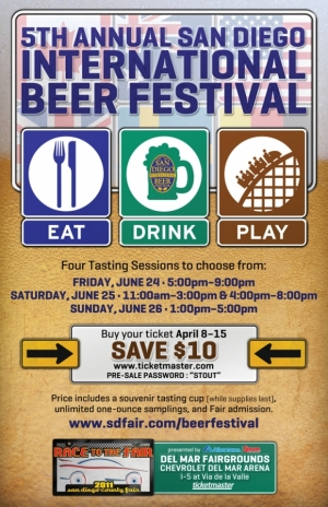 5th Annual San Diego International Beer Festival