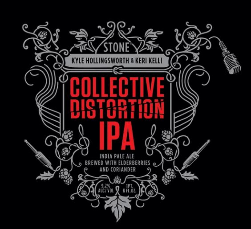 Kyle Hollingsworth Keri Kelli Stone Collective Distortion IPA national launch set for May 19