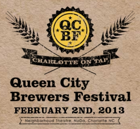 Queen City Brewers Festival (QCBF) February 2nd!