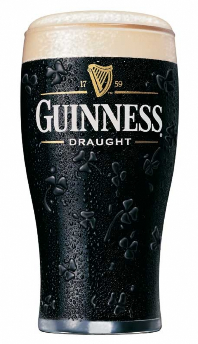 Guinness on Green Day!