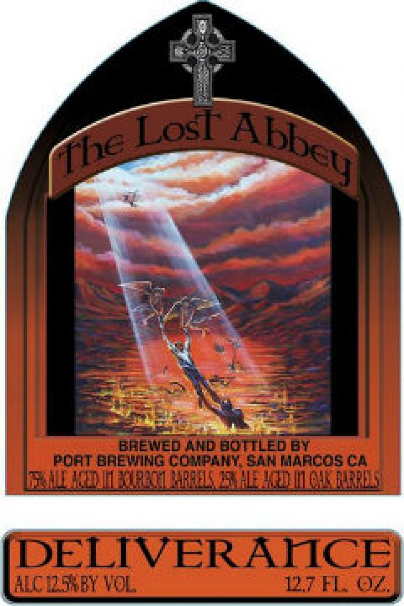 The Lost Abbey new release update: Deliverance, Serpent's Stout, Midnight Expression