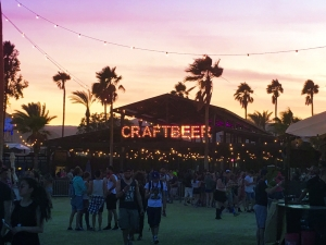 Pondering Pairings of Music and Craft Beer at Coachella; La Quinta Brewing Nabs a Big Medal