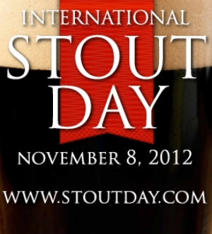 International Stout Day - November 8, 2012
