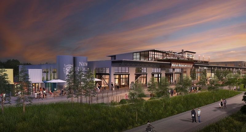 New Realm Brewing Proudly Reveals Plans for its Beltline Location