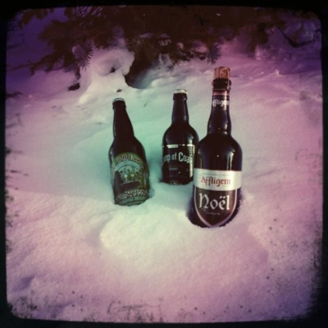 Holiday Beers 2011