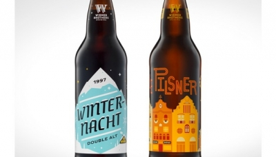 Widmer Brothers Winternacht and Pilsner join 30 Beers for 30 Years Series