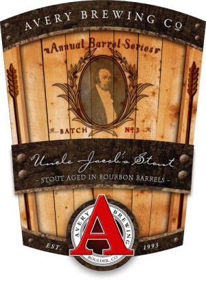 Avery Brewing Co. to Release Uncle Jacob's Stout