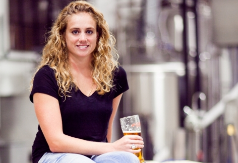 Craft Beer's Golden Girl, Meg Gill