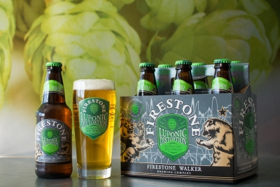 LET THERE BE HOPS: LUPONIC DISTORTION TO BREAK THE RULES WITH EACH NEW RELEASE