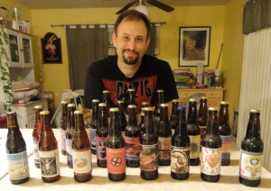 Homebrewer Highlight: Ross Steinberg